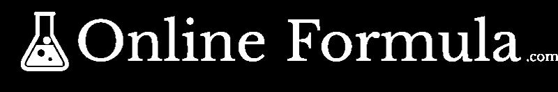 Online Formula